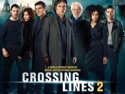 クロッシングライン ヨーロッパ特別捜査チーム S2 E12 / チームの絆 後編